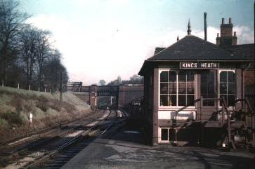 kings heath station