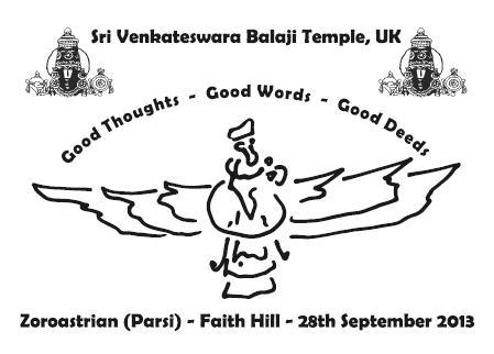 Dudley Zoroastrian event