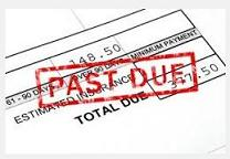 late payment invoice past due