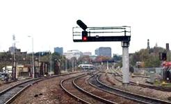 Robert Darlaston: Tyseley signal - 'stop')