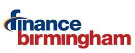 finance birmingham logo