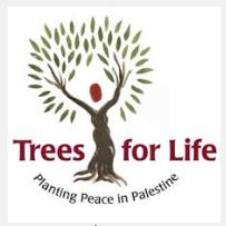 olive tree planting symbol