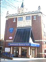 coventry methodist central hall