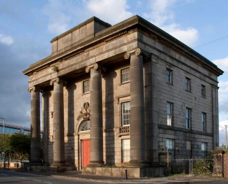 The Grade 1 listed Curzon Street entrance will be retained
