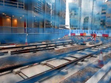 metro tracks