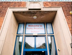 parks primary entrance