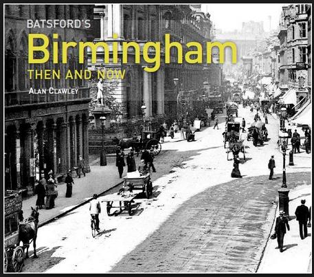 b'ham then & now cover