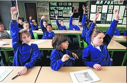 Bluebell Hill Primary, in a deprived area of Nottingham, 'adds value'