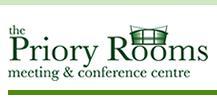 priory rooms logo