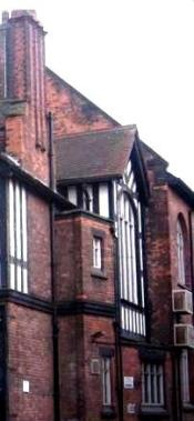 selly oak institute side