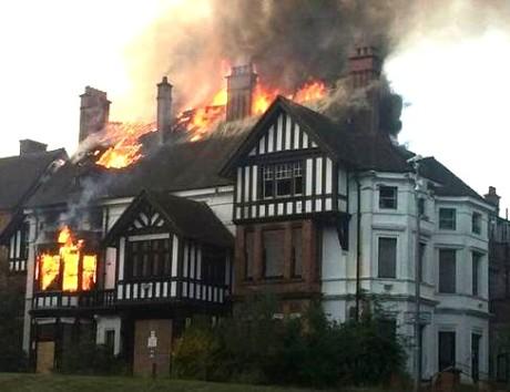 northfield manor fire