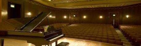 barber institute concert hall header