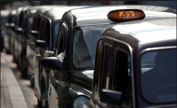 black cabs strike