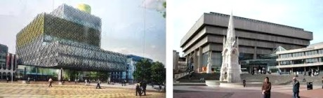 Google images of the two libraries