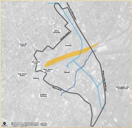 hs2 terminal masterplan