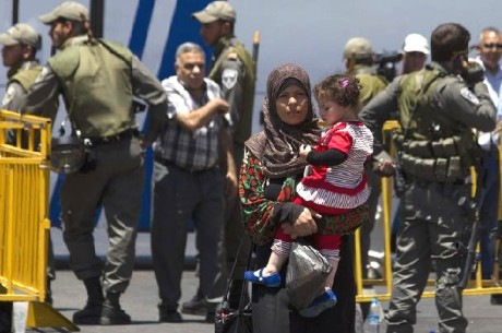 palestine2checkpoint damascus gate