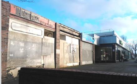 waitrose dereliction