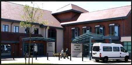 moseley hall hospital