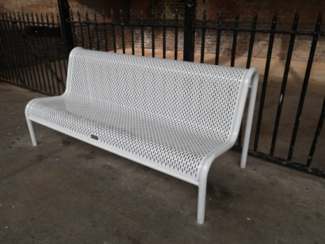 bench-bexhill-station-9-feb-13