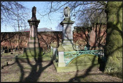 isaac horton tomb