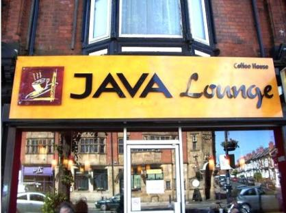 java lounge moseley high street