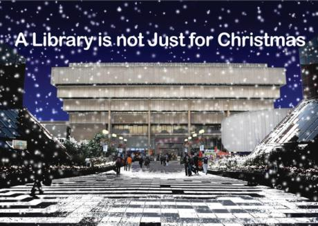 library2 madin christmas