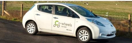 co-wheels nissan leaf