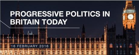 progressive politics event header