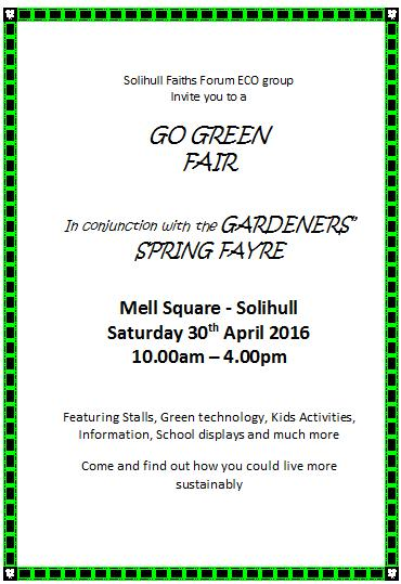 go green fair