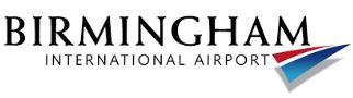 bham airport logo